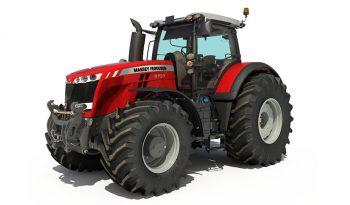 MF 8700 S | 270-400 HP tam